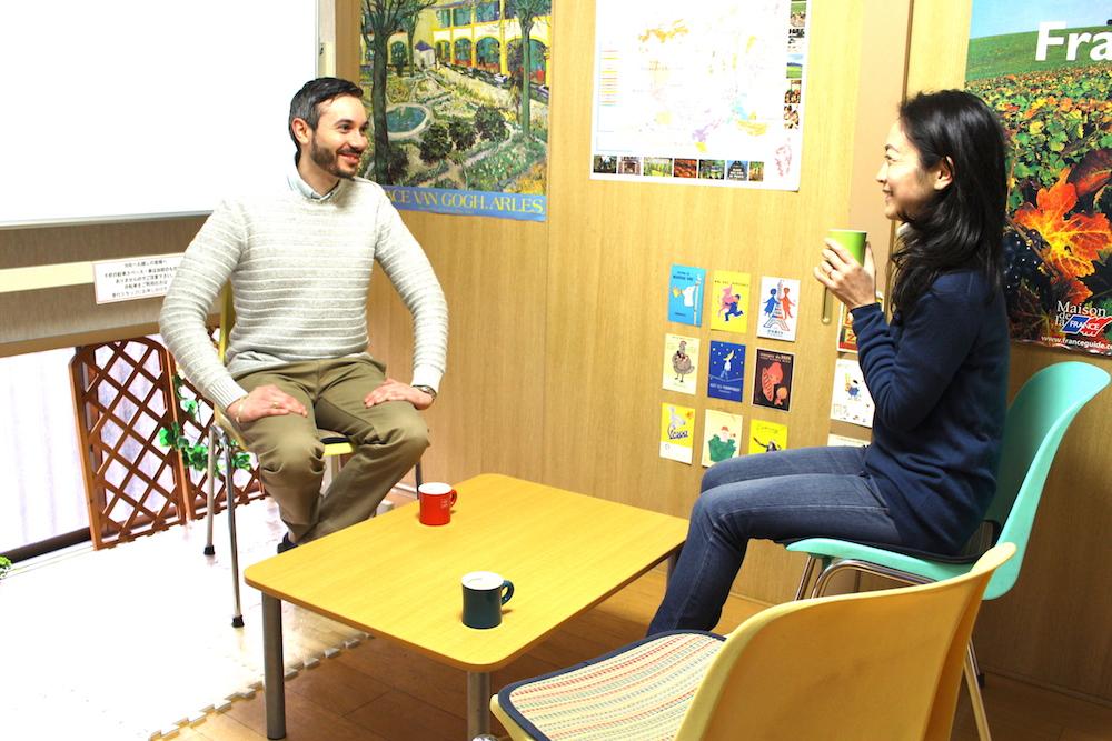 フランス語学校 横浜