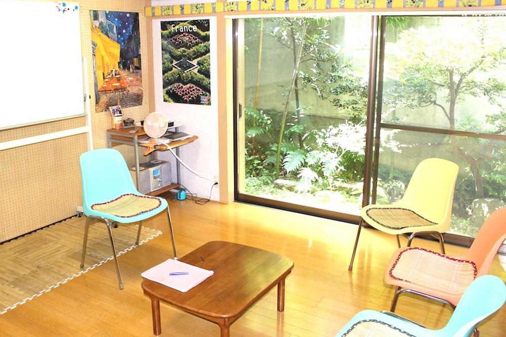 フランス語学校 東京恵比寿にある会話教室です。