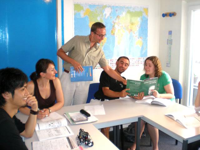L'atelier des langues