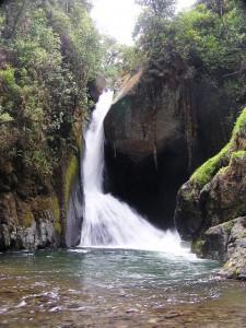 コスタリカ滝