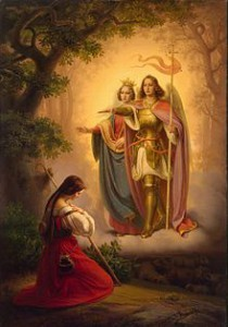 ジャンヌ・ダルク フランス Jeanne d'Arc