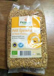 フランス語学校、古代小麦