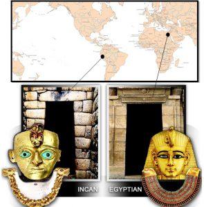 インカ、エジプト、ミステリー