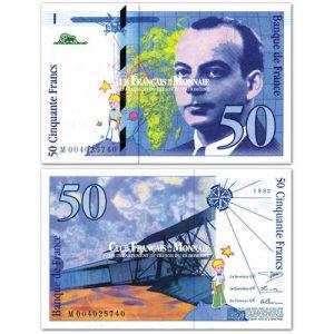 50フラン 50 francs