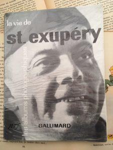 星の王子様/Le Petit Prince』の著者、サン=テグジュペリ Antoine de Saint Exupéry