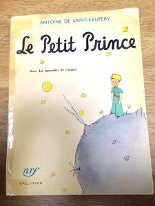 『星の王子様/Le Petit Prince』の著者、サン=テグジュペリ Antoine de Saint Exupéry