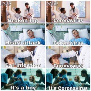 新型コロナウイルス フランス